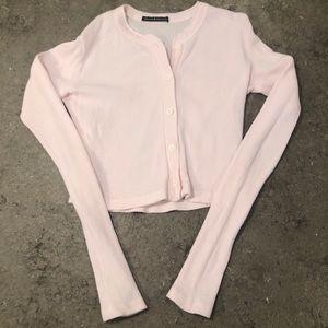 Brandy Melville thermal T-shirt